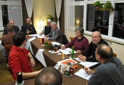 Mitgliederversammlung der Abteilung Nienburg / Erichshagen-Wölpe