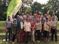 Die Nienburger SPD bei der avacon©Keßler