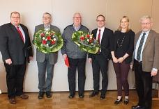 Ehrungen 28.01.2018©SPD Nienburg