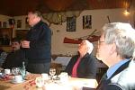 Grußwort Hans-Joachim Nölte vom SPD Ortsverein Bremen Vahr Nord