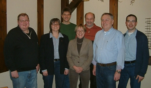 Neuer Vorstand 2012