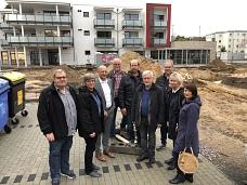 Die Stadtratsfraktion zu Besuch im La Vie©SPD Nienburg
