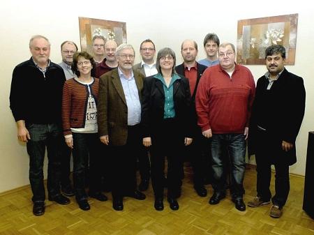 Vorstand 2014